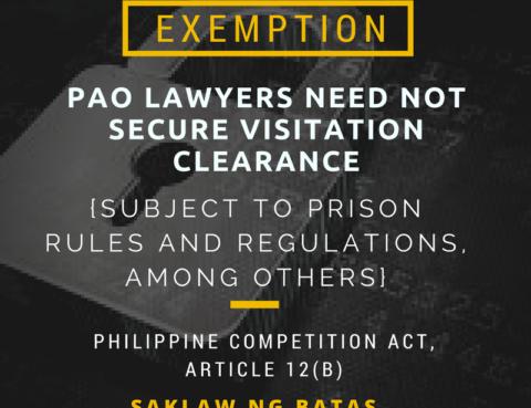 PAO Lawyers